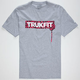 TRUKFIT Cheetah Drip Mens T-Shirt