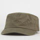 Solid Womens Military Hat