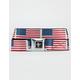 BUCKLE-DOWN Mustang Flag Belt