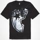 FAMOUS STARS & STRAPS Drench Mens T-Shirt