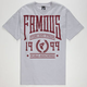 FAMOUS STARS & STRAPS Renowned Mens T-Shirt