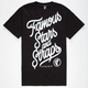 FAMOUS Stars & Straps Smooth Mens T-Shirt