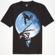 FAMOUS STARS & STRAPS Twitch Moon Mens T-Shirt