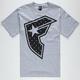 FAMOUS STARS & STRAPS Polka Skull BOH Mens T-Shirt