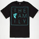 FAMOUS STARS & STRAPS The Family Mens T-Shirt