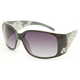 FULL TILT Floral Etch Sunglasses