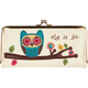 Owl Kiss Lock Wallet