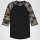 VANS Couper Mens Baseball Tee