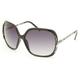 FULL TILT Metal Zebra Sunglasses