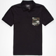 VANS Gaspar Mens Polo Shirt