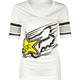 FOX Rockstar Zoom Football Womens Tee