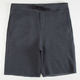 BLUE CROWN 22 Mens Fleece Shorts