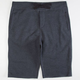 BLUE CROWN 24 Mens Fleece Shorts