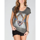 FULL TILT Mystical Tiger Womens Tee