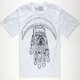 US VERSUS THEM Black Scale Open All Doors Mens T-Shirt