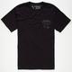 US VERSUS THEM Black Scale La Guerra Mens T-Shirt