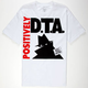 DTA Positively DTA Mens T-Shirt