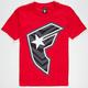 FAMOUS STARS & STRAPS Zebra BOH Boys T-Shirt