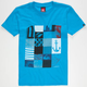 QUIKSILVER Junk Drawer Boys T-Shirt