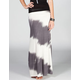 FULL TILT Tye Dye Bias Maxi Skirt