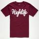 OFFICIAL Highlife Mens T-Shirt