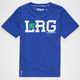 LRG Tree Block Boys T-Shirt