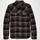 LRG Low Plains Mens Flannel Shirt