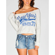 FULL TILT New York Football Womens Sweatshirt