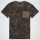 BILLABONG Alvarado Mens Pocket Tee