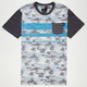 O'NEILL Tropicamo Mens Pocket Tee