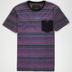 BILLABONG Garage Collection Alvarado Mens Pocket Tee