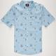 QUIKSILVER Tiki Time Mens Shirt