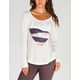 BILLABONG Let's Make It Womens Tee