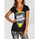 METAL MULISHA Rockstar Moto Division Womens Tee