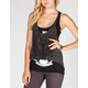 METAL MULISHA Powerplant Womens Double Layer Tank