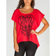METAL MULISHA Dita Womens Tee