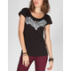 METAL MULISHA True Beauty Womens Tee