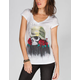 METAL MULISHA Gesso Womens Tee