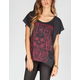 METAL MULISHA Piston Womens Loose Tee