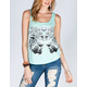 BILLABONG Tell Me Now And Later Womens Tank