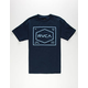 RVCA RVCA Plate Mens T-Shirt