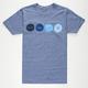RVCA Marks Mens T-Shirt