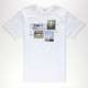 RVCA Photo Study Mens T-Shirt