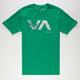 RVCA Nature Industry Mens T-Shirt