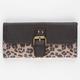 T-SHIRT & JEANS Cheetah Print Wallet