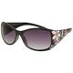 FULL TILT Floral Temple Sunglasses