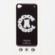 CROOKS & CASTLES Coca C iPhone 5 Skin
