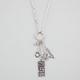 FULL TILT Love/Heart Charm Necklace