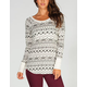 FULL TILT Essential Womens Printed Thermal