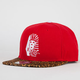 LAST KINGS Cheetah Mens Strapback Hat